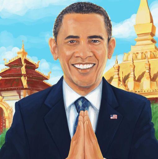 Chào hỏi tiếng Lào